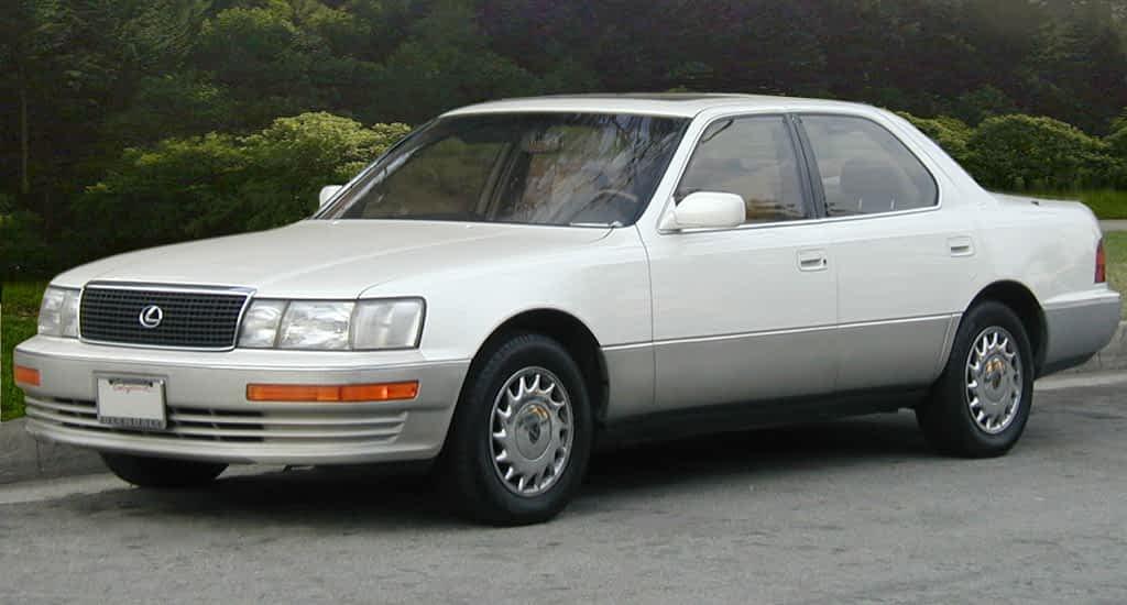 Lexus UCF10 LS400 Oberklasse-Limousine