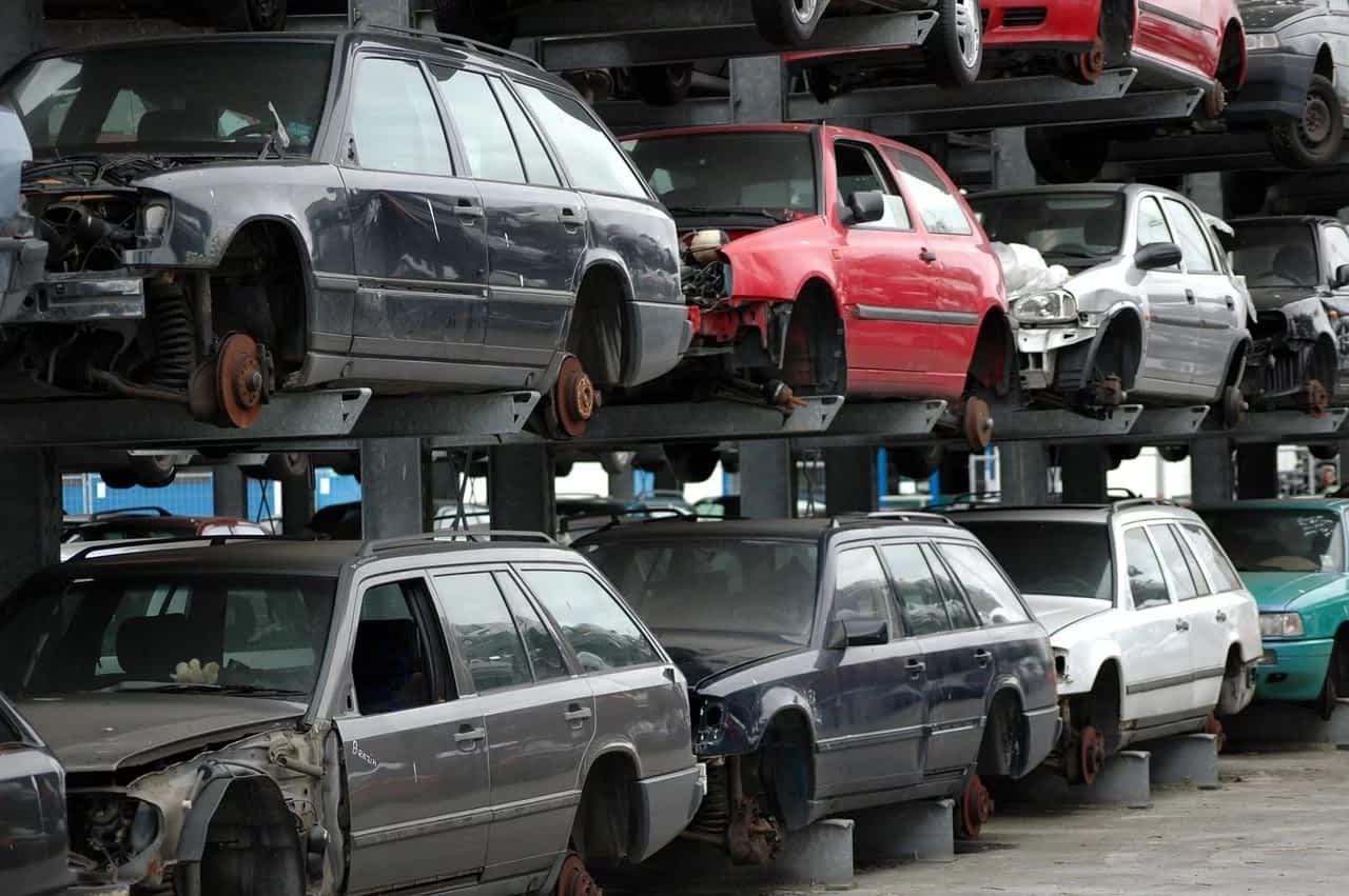 Auto zum Ausschlachten verkaufen - Sxhweiz