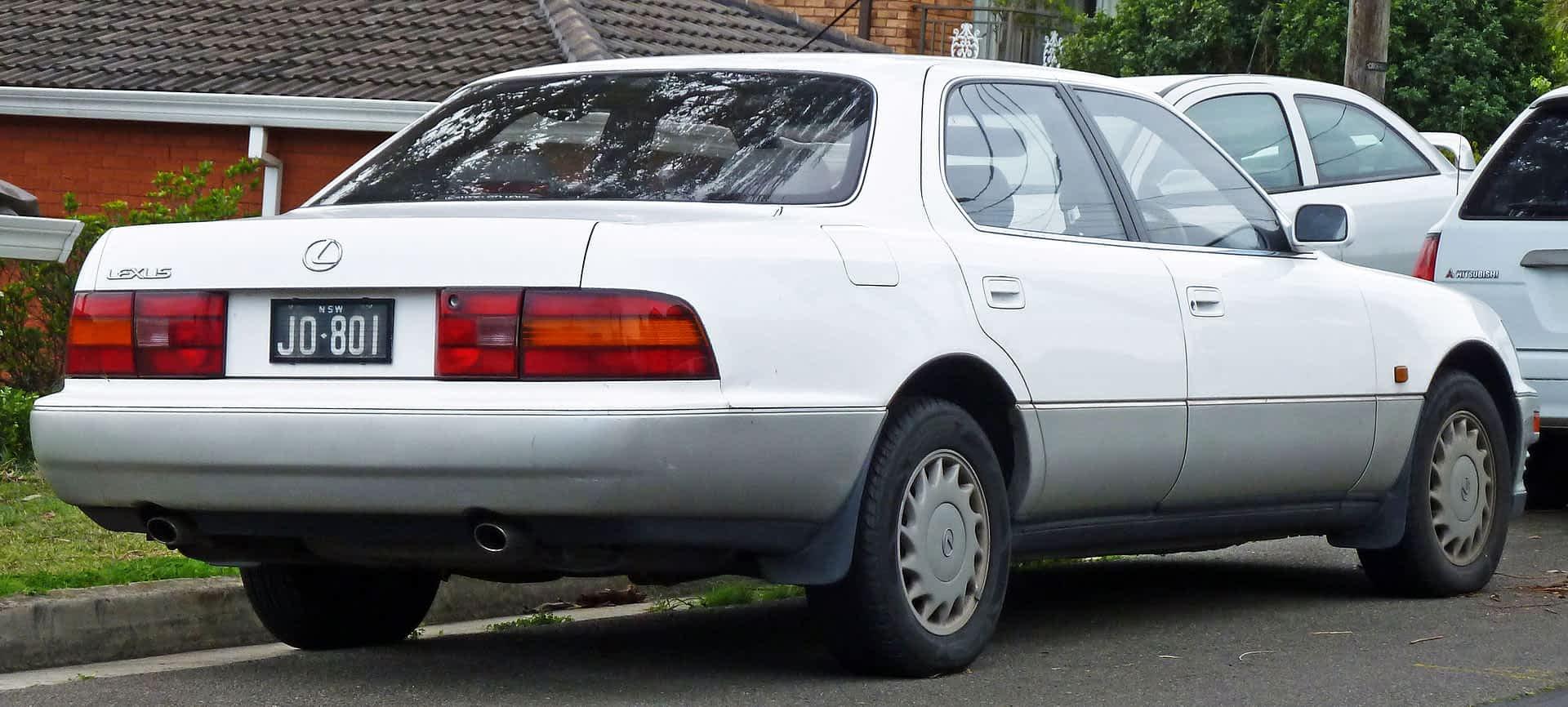 Lexus - Japanischen Automobilkonzern Toyota