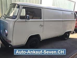 VW T2 1969 Kasten Bus Oldtimer