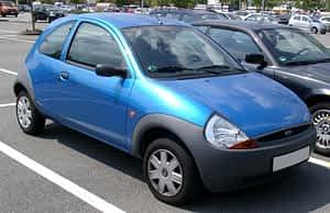 Klein und günstig: der Ford Ka