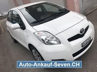 Autoankauf Aargau Toyota Yaris 1 33 Lock Multimode ab Sofort