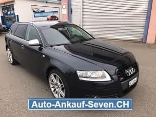 Audi A6 C6 3.0 DTI Quattro Aargau Fahrzeug Ankauf