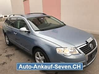 Fahrzeug Ankauf Kanton Aargau VW Passat
