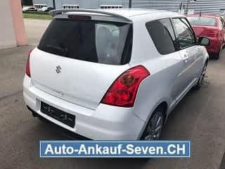 Suzuki Swift 1.3i 16V GL 4x4 Gebrauchtwagen Ankauf Graubünden