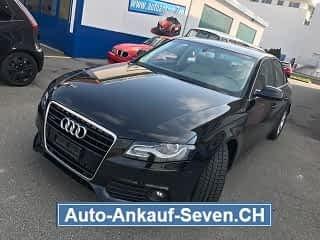 Audi a4 Quattro Automat 3L TDI ab MFK