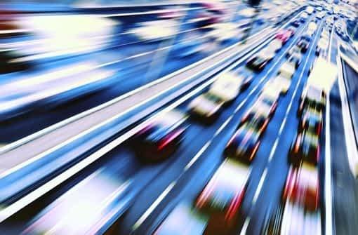 Angst vor der Autobahn
