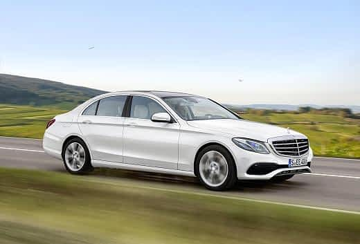 Mercedes E-Klasse inspiriert