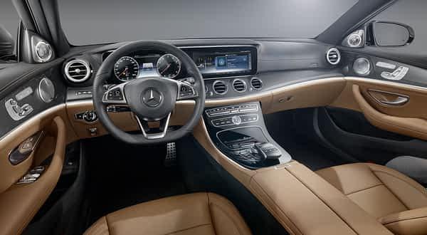 Mercedes E-Klasse Optik und Ausstattung