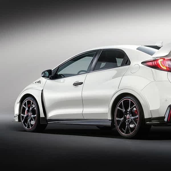 Honda Civic Type R Premiere Autosalon Genf
