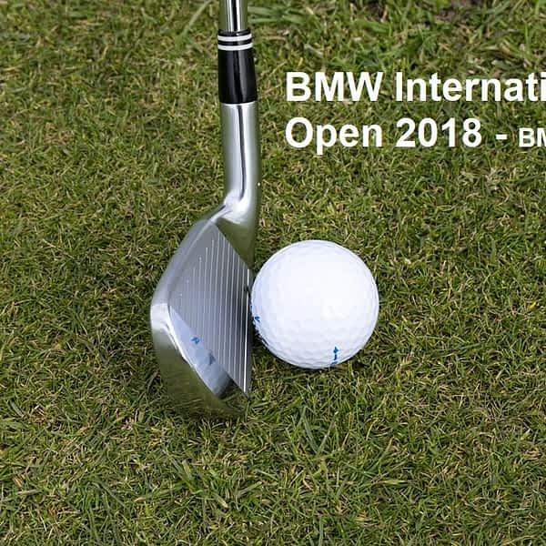 Die 30. BMW International Open in Deutschland