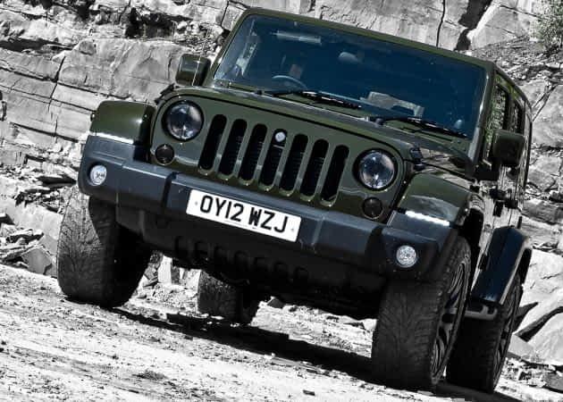 Militaerversion-jeep-Wrangler