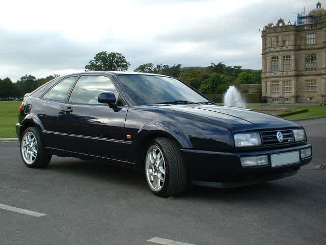 VW Corrado VR6 Storm