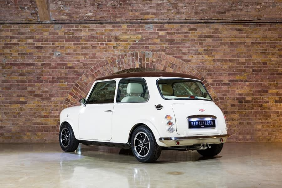 Der neue Mini Remastered - Autohandel Seven