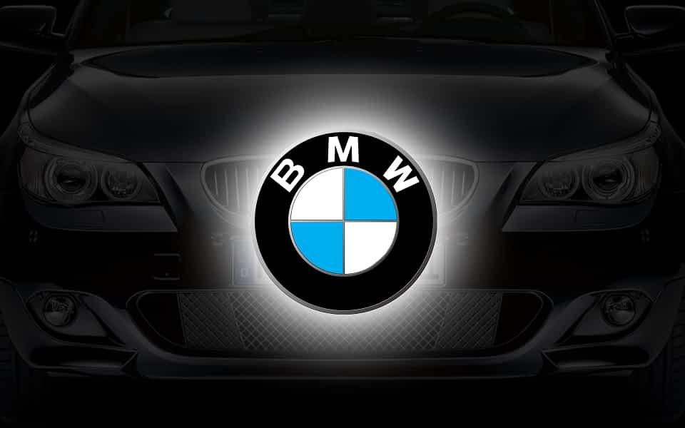 bmw logos abzeichen